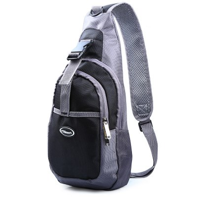 5.5L Portable Multi-function Nylon Chest Bag