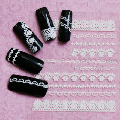 Nail Art Decoration Sticker