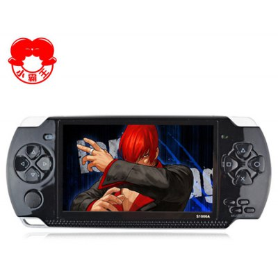 Subor S1000A PSP Handheld Game Console for Kids 8G Memory