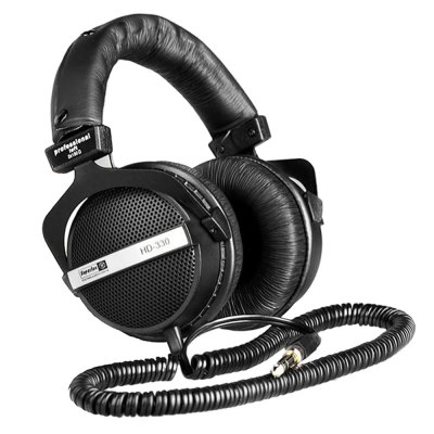 Superlux HD-330 Audiophile HiFi Stereo Headphones Enhanced Bass