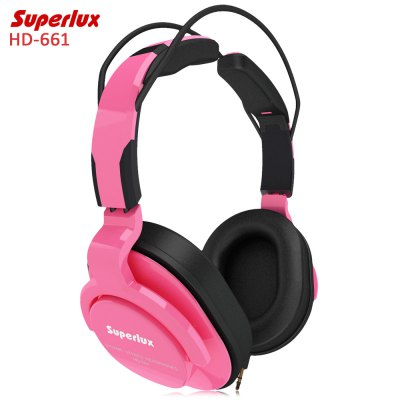 Superlux HD-661 Monitoring Music Soundproof Headphones