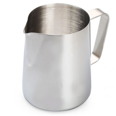 Фотография 600ml Stainless Steel Frothing Pitcher