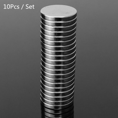 10PCS 20 x 3mm Strong Round Rare Earth NdFeB Neodymium Disc Magnets