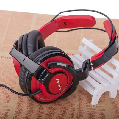 Superlux HMC-631 Professional-grade PC Gaming Headset with MicGaming Headphones<br>Superlux HMC-631 Professional-grade PC Gaming Headset with Mic<br><br>Brand: Superlux<br>Model: HMC-631<br>Color: Red,Gray,White<br>Wearing type: Headband<br>Function: Microphone,Noise Cancelling,Answering Phone,Voice control<br>Headset type: Dynamic<br>Connectivity : Wired<br>Application: Mobile phone,Computer,Portable Media Player<br>Plug Type: 3.5mm<br>Cable Length (m): 3M<br>Driver unit: 51mm<br>Frequency response: 20~20KHz<br>Impedance: 40ohms<br>Sensitivity: 102dB<br>Microphone frequency: 80Hz - 15000Hz<br>Microphone impedance : 2.2K ohms<br>Input Power: 1000mW<br>Product weight: 0.350 kg<br>Package weight: 0.540 kg<br>Product size (L x W x H): 10.20 x 15.50 x 20.10 cm / 4.02 x 6.1 x 7.91 inches<br>Package size (L x W x H): 12.00 x 20.00 x 22.00 cm / 4.72 x 7.87 x 8.66 inches<br>Package Contents: 1 x Headphones, 2 x 3.5mm Adapters