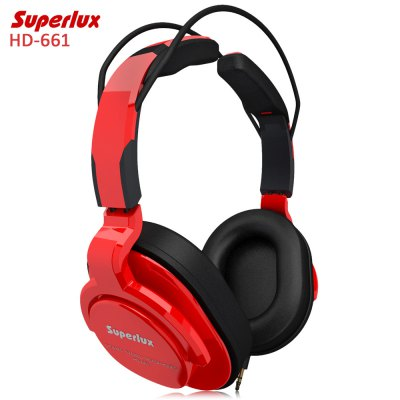 Superlux HD-661 Monitoring Music Professional Wireless Headphones Noise Canceling