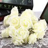 20-LED Emulational Rose Flower Decorative String Lights photo