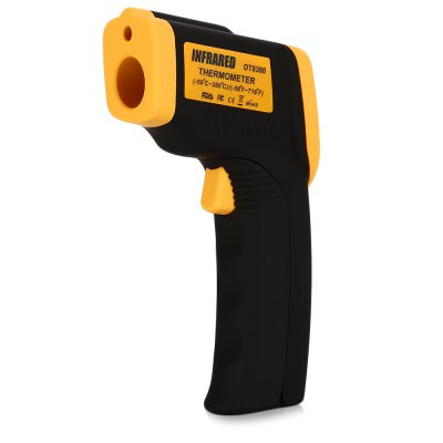 Фотография DT8380 Handheld Digital Infrared Thermometer