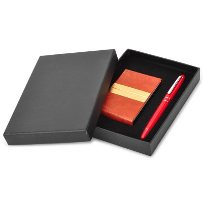 HERO MK9106 Iraurita Pen / Business Card Case Set