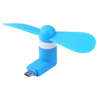 Micro 5 Pin Mini USB Fan for Android Smart Phones