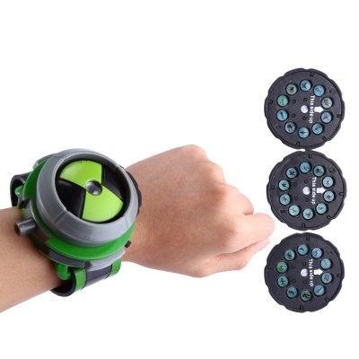 Фотография BEN 10 Style Projector Watch Toys for Kids