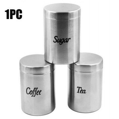 Stainless Steel Airtight Canister от GearBest.com INT
