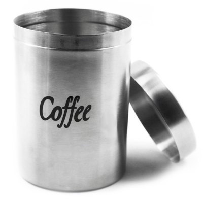 ФОТО Stainless Steel Airtight Canister