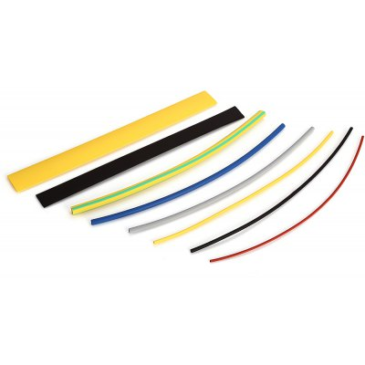 64PCS Woer Polyolefin Heat Shrink Tube Sleeving Set