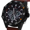 Naviforce 9043 Men Quartz Watch LED Wristwatch deal