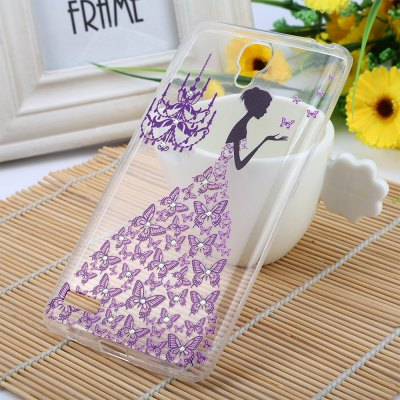 Diamond Decoration Protective Case for Xiaomi Redmi Note