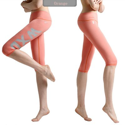 D - ZEFRON Women Compression Yoga Cropped PantsYoga<br>D - ZEFRON Women Compression Yoga Cropped Pants<br><br>Brand: D-ZEFRON<br>Type: Cropped Trousers<br>Size: L,M,S,XL<br>Material: Spandex<br>Features: Breathable,High elasticity<br>Product weight: 0.200 kg<br>Package weight: 0.250 kg<br>Package size: 26.000 x 22.000 x 3.000 cm / 10.236 x 8.661 x 1.181 inches<br>Package Content: 1 x D-ZEFRON Women Compression Cropped Pants