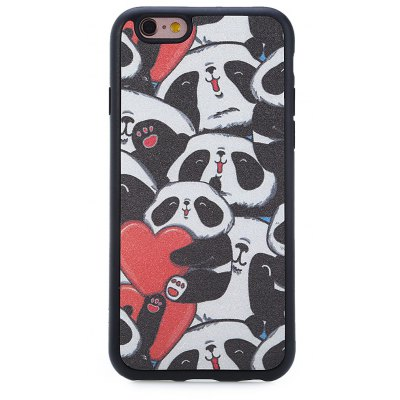 Cartoon TPU Back Case for iPhone 6 / 6S