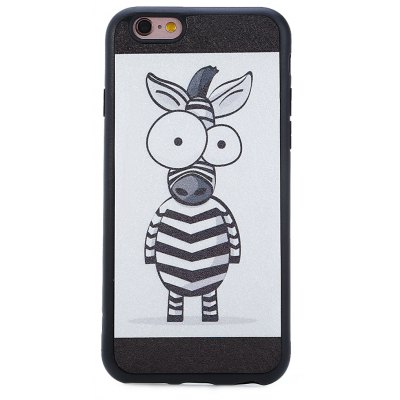Cartoon TPU Back Case for iPhone 6 Plus / 6S Plus