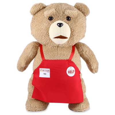 Teddy Bear Plush Doll Stuffed Toy for Children
