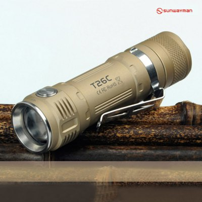 Sunwayman T26C Flashlight