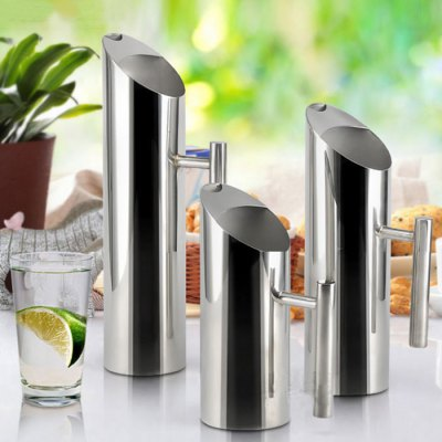 Stainless Steel Water Pitcher 1L