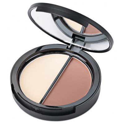 FOCALLURE Duo Bronzer Highlighter 2 Colors