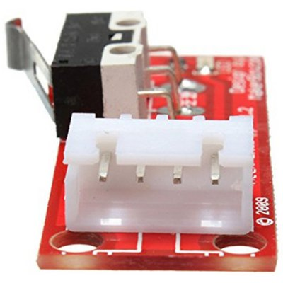 Ramps 1.4 Endstop Switch3D Printer Parts<br>Ramps 1.4 Endstop Switch<br><br>Material: PCB<br>Package Contents: 1 x Ramps 1.4 Endstop Switch, 1 x Cable<br>Package size: 6.000 x 4.000 x 1.700 cm / 2.362 x 1.575 x 0.669 inches<br>Package weight: 0.060 kg<br>Product size: 4.000 x 2.000 x 0.700 cm / 1.575 x 0.787 x 0.276 inches<br>Product weight: 0.010 kg<br>Suitable for: Mainboard Control