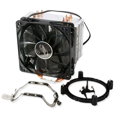 GearBest: ПК made in China часть 2. AMD Athlon X4 FM2 X4-760 и СО для него DEEPCOOL Gammaxx 400