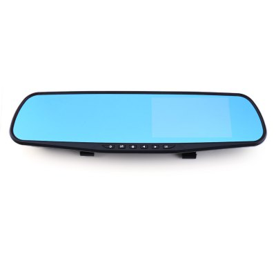 SJ-M068 720P 2.0MP 170 Degree Car DVR Rearview Mirror CameraCar DVR<br>SJ-M068 720P 2.0MP 170 Degree Car DVR Rearview Mirror Camera<br><br>Model: SJ-M068<br>Type: Full HD Dashcam<br>Chipset Name: Jieli<br>Chipset: Jieli<br>Max External Card Supported: TF 32G (not included)<br>Class Rating Requirements: Class 10 or Above<br>Screen size: 4.3inch<br>Screen type: LCD<br>Battery Type: Built-in<br>Charge way: Car charger<br>Wide Angle: 170 degree wide angle<br>Camera Pixel : 2.0MP<br>Decode Format: MJPG<br>Video format: AVI<br>Video Resolution: 720P (1280 x 720)<br>Video Output : AV-Out<br>Image Format : JPEG<br>Image resolution: 1M (1280?720),2M (1600?900)<br>Audio System: Built-in microphone/speacker (AAC)<br>Loop-cycle Recording : Yes<br>Motion Detection: Yes<br>Night vision : Yes<br>G-sensor: Yes<br>USB Function: PC-Camera,USB-Disk<br>Auto-Power On : Yes<br>Interface Type: AV-in,GPS Antenna Port,Mini USB,TF Card Slot<br>Language: English,German,Japanese,Korean,Portuguese,Russian,Simplified Chinese,Traditional Chinese<br>Frequency: 50Hz,60Hz<br>Product weight: 0.235 kg<br>Package weight: 0.651 kg<br>Product size (L x W x H): 30.00 x 8.00 x 3.50 cm / 11.81 x 3.15 x 1.38 inches<br>Package size (L x W x H): 35.50 x 14.00 x 8.00 cm / 13.98 x 5.51 x 3.15 inches<br>Package Contents: 1 x Car Rearview Camera Mirror, 1 x Back Camera, 1 x Car Charger, 1 x AV Cable, 2 x Screw, 1 x Adhesive Sticker, 2 x Installation Clip, 1 x Chinese / English User Manual