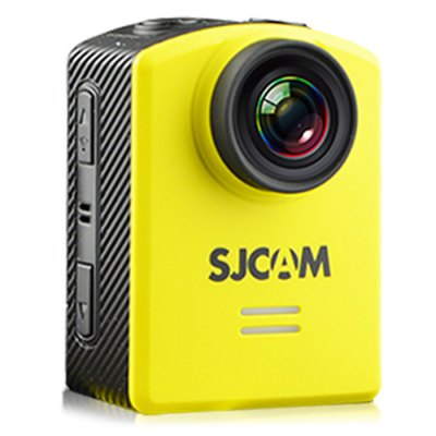 Original SJCAM M20 1296P 16MP 70 - 170 Adjustable Degree WiFi Action Camera Sport DV Recorder - SJCAMAction Cameras<br>Original SJCAM M20 1296P 16MP 70 - 170 Adjustable Degree WiFi Action Camera Sport DV Recorder<br><br>Brand: SJCAM<br>Model: M20<br>Type: Sports Camera<br>Chipset Name: Novatek<br>Chipset: Novatek 96660<br>Max External Card Supported: TF 64G (not included)<br>Class Rating Requirements: Class 10 or Above<br>Screen size: 1.5inch<br>Screen type: LCD<br>Battery Type: Built-in<br>Capacity: 900mAh<br>Charge way: USB charge by PC<br>Decode Format: H.264<br>Video format: MOV<br>Video Resolution: 1296P (2304 x 1296)<br>Video System: NTSC,PAL<br>Video Output : HDMI<br>Audio System : Built-in microphone/speacker (AAC)<br>WIFI: Yes<br>Interface Type: Micro HDMI,Micro USB,TF Card Slot<br>Product weight: 0.054KG<br>Package weight: 0.730 KG<br>Product size (L x W x H): 2.98 x 5.40 x 4.00 cm / 1.17 x 2.13 x 1.57 inches<br>Package size (L x W x H): 24.00 x 15.00 x 12.00 cm / 9.45 x 5.91 x 4.72 inches<br>Package Contents: 1 x Original SJCAM M20 1296P Action Camera, 1 x Waterproof Case + Base Mount + Long Screw, 1 x 900mAh Li-ion Battery, 1 x Quick Release J-Shaped Buckle, 1 x Housing Backdoor with Holes, 1 x Bike Handl