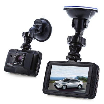 F18 1080P Full HD 170 Degree Angle Car DVR Camera Recorder