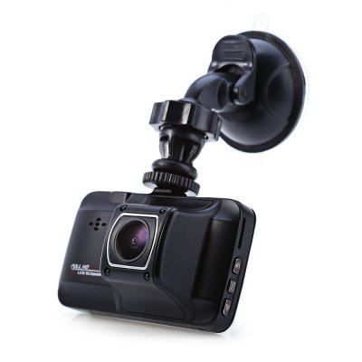 F18 1080P Full HD 170 Degree Angle Car DVR Camera RecorderCar DVR<br>F18 1080P Full HD 170 Degree Angle Car DVR Camera Recorder<br><br>Type: Full HD Dashcam<br>Chipset Name: Novatek<br>Chipset: Novatek 96620<br>Max External Card Supported: TF 32G (not included)<br>Class Rating Requirements: Class 6 or Above<br>Screen size: 3.0inch<br>Screen type: TFT<br>Screen resolution: 960 x 240<br>Battery Type: Built-in<br>Charge way: USB charge by PC<br>LED Qty. : 9pcs<br>Wide Angle: 170 degree wide angle<br>Image Sensor: OV9712<br>Camera Lens : 6pcs A+ grade glass<br>Special function: AV-Out,Cycle Recording,Exposure control,G-sensor,HDMI output,Loop recording,Microphone,Motion Detection,Photograph,Time and date display,USB function<br>Video format: AVI<br>Video Resolution: 1440 x 1080,720P (1280 x 720),848 x 480,VGA (640 x 480)<br>Video Frame Rate  : 30fps<br>Video Output : HDMI<br>Image Format : JPG<br>Audio System : Built-in microphone/speacker (AAC)<br>Exposure Compensation: +1,+1/3,+2,+4/3,+5/3,-1,-1.3,-2,-2/3,-4/3,-5/3,0,2/3<br>Loop-cycle Recording : Yes<br>Loop-cycle Recording Time: 10min,1min,2min,3min,5min,OFF<br>Motion Detection: Yes<br>G-sensor: Yes<br>HDMI Output: Yes<br>USB Function: PC-Camera,USB-Disk<br>Time Stamp: Yes<br>Interface Type: HDMI,Mini USB,TF Card Slot<br>Language: Deutsch,English,French,German,Japanese,Korean,Portuguese,Simplified Chinese,Spanish,Traditional Chinese<br>Product weight: 0.115 kg<br>Package weight: 0.590 kg<br>Product size (L x W x H): 8.600 x 3.600 x 5.000 cm / 3.386 x 1.417 x 1.969 inches<br>Package size (L x W x H): 22.200 x 16.500 x 9.600 cm / 8.740 x 6.496 x 3.780 inches<br>Package Contents: 1 x Car DVR, 1 x Suction Cup Mounting Bracket, 1 x USB Cable, 1 x Car Charger, 1 x English User Manunal