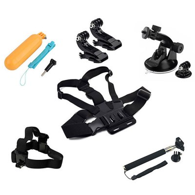CP-GPK05 Universal Action Camera Accessory Kit