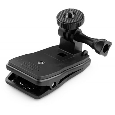 CP-GP60 Backpack Clip Tripod 1/4 Adapter Screw
