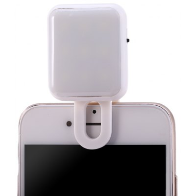 icanany RK-10 Mobilephone LED Fill-in Flash Light