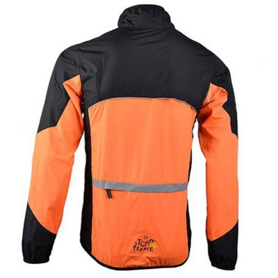 ROCKBROS Summer Male Cycling Long SleevesCycling Clothings<br>ROCKBROS Summer Male Cycling Long Sleeves<br><br>Brand: ROCKBROS<br>Type: Long Sleeve Tops<br>Suitable Crowds: Men<br>Feature: Anti-UV,High elasticity,Windproof<br>Color: Green, Red, Orange, Yellow<br>Material: Polyester<br>Size: 4XL,XL,XXL,XXXL<br>Product weight: 0.200 kg<br>Package weight: 0.250 kg<br>Package size (L x W x H): 16.00 x 16.00 x 6.00 cm / 6.30 x 6.30 x 2.36 inches<br>Package Contents: 1 x ROCKBROS Summer Male Cycling Long Sleeves
