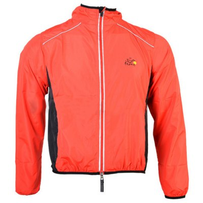 Фотография ROCKBROS Unisex Summer Cycling Raincoat