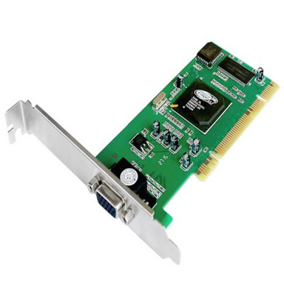 VC1801 Graphics Card 8M SDRAM