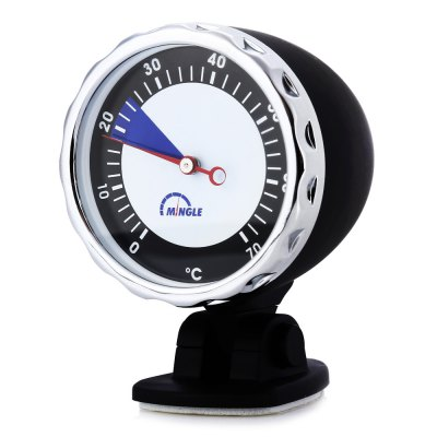 Mingle T381 Desktop Temperature Meter