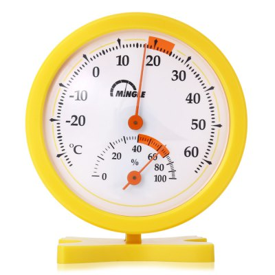 Mingle TH108B Desk-top Temperature Humidity Meter