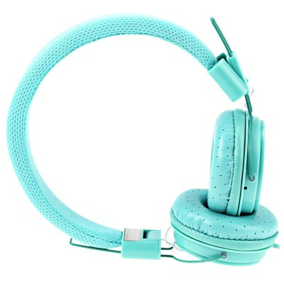 EP05 Retractable Foldable Headphone with Mic