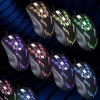 Spotlight Leopard Wired USB CF Gaming Mouse photo