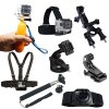 CP-GPK01 8PCS Action Camera Accessory Kit
