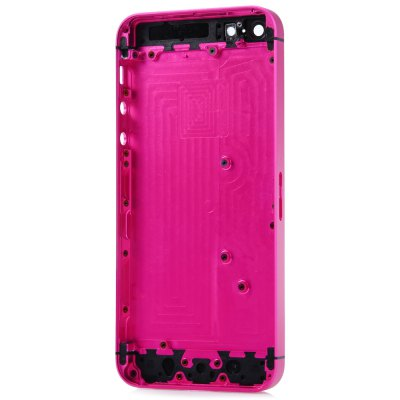 Replacement Back Housing with Top and Bottom Rear Glass Panel for iPhone 5Phone Battery Case<br>Replacement Back Housing with Top and Bottom Rear Glass Panel for iPhone 5<br><br>Compatibility: iPhone 5<br>Color: Black,Blue,Champagne,Deep Blue,Gold,Green,Light Purple,Pink,Red,Rose,Silver<br>Product weight: 0.020 kg<br>Package weight: 0.041 kg<br>Product size (L x W x H): 12.80 x 5.80 x 0.70 cm / 5.04 x 2.28 x 0.28 inches<br>Package size (L x W x H): 14.00 x 7.00 x 2.00 cm / 5.51 x 2.76 x 0.79 inches<br>Package Contents: 1 x Back Housing with Top and Bottom Back Glass