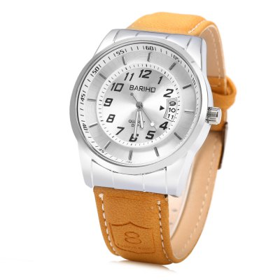 ФОТО Bariho D571 Unisex Quartz Watch with Date Function