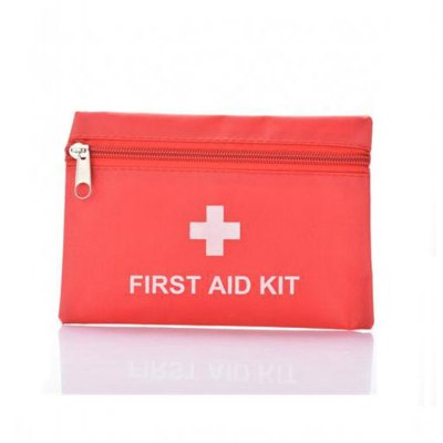 Useful Red First Aid Kit