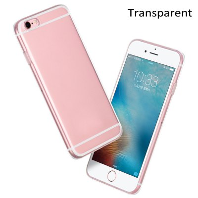 HOCO TPU Case Cover for iPhone 6 6SiPhone Cases/Covers<br>HOCO TPU Case Cover for iPhone 6 6S<br><br>Brand: Hoco<br>Features: Anti-knock,Back Cover<br>Material: TPU<br>Style: Novelty,Transparent,Ultra Slim<br>Color: Gold,Gray,Rose Gold,Transparent<br>Product weight: 0.010KG<br>Package weight: 0.080 KG<br>Product size (L x W x H): 14.00 x 6.70 x 0.70 cm / 5.51 x 2.64 x 0.28 inches<br>Package size (L x W x H): 19.00 x 11.00 x 2.00 cm / 7.48 x 4.33 x 0.79 inches<br>Package Contents: 1 x HOCO Crystal Clear Transparent TPU Soft Case Cover for iPhone 6 6S