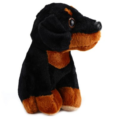 Cute 7 Inch Plush Dog Doll Stuffed Animal ToyStuffed Cartoon Toys<br>Cute 7 Inch Plush Dog Doll Stuffed Animal Toy<br><br>Materials: Plush,PP Cotton<br>Theme: Other<br>Features: Cartoon,Soft,Stuffed and Plush<br>Series: Fantasy,Fashion<br>Product weight: 0.102 kg<br>Package weight: 0.125 kg<br>Product size: 18.00 x 11.00 x 13.00 cm / 7.09 x 4.33 x 5.12 inches<br>Package size: 20.00 x 12.00 x 14.00 cm / 7.87 x 4.72 x 5.51 inches<br>Package Contents: 1 x Cute Dog Plush Toy