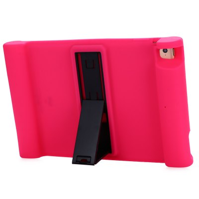 Silicone Protective Case Skin for iPad AiriPad Cases/Covers<br>Silicone Protective Case Skin for iPad Air<br><br>Compatible for Apple: iPad Air<br>Features: Back Cover,Bumper Frame,Cases with Stand,Dirt-resistant<br>Material: Silicone<br>Style: Solid Color<br>Product weight: 0.228 kg<br>Package weight: 0.254 kg<br>Product size (L x W x H): 26.00 x 17.50 x 3.00 cm / 10.24 x 6.89 x 1.18 inches<br>Package size (L x W x H): 27.00 x 18.50 x 4.00 cm / 10.63 x 7.28 x 1.57 inches<br>Package Contents: 1 x Silicone Protection Cover for iPad Air