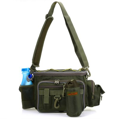 Multifunctional Lure Waist Pack  Fishing Tackle Bag